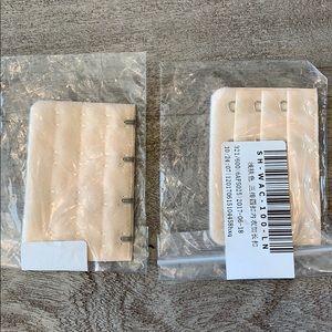 Other - Package of 2, 4 hook Bra Extenders